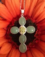 Green Jade Cross (CZ)